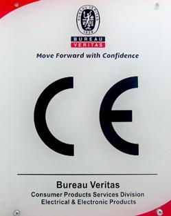 新岭南-CE认证